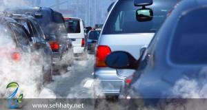 التلوث المروري مرتبط بالسمنة