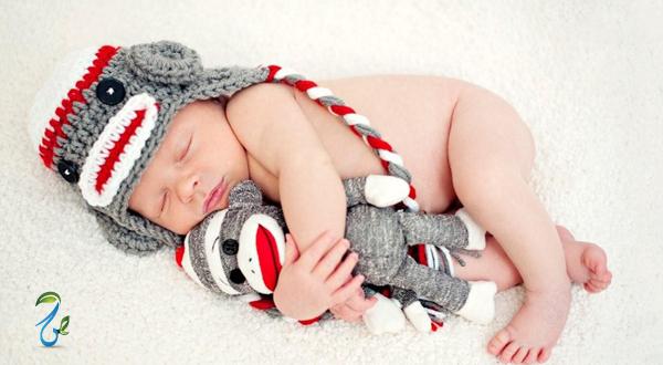 الحمى عند الرضع
