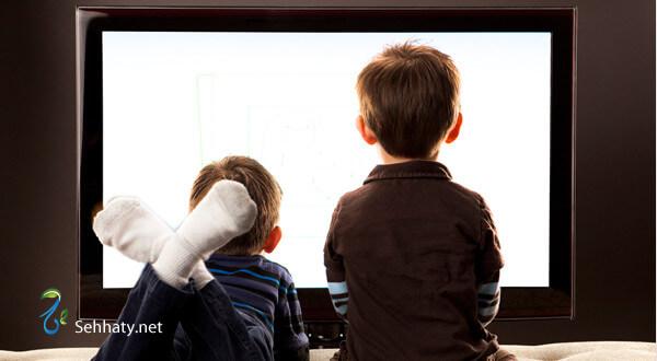 kids watching tv sehhaty