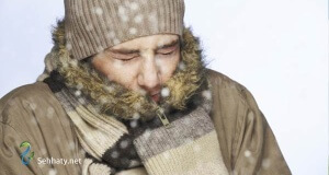هل الشعور بالبرد يسبب نزلة البرد ؟