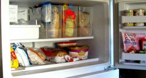 مجمد الثلاجة