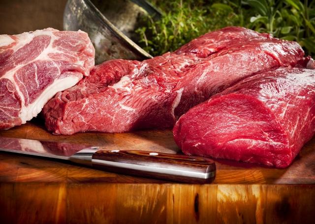لحم ني