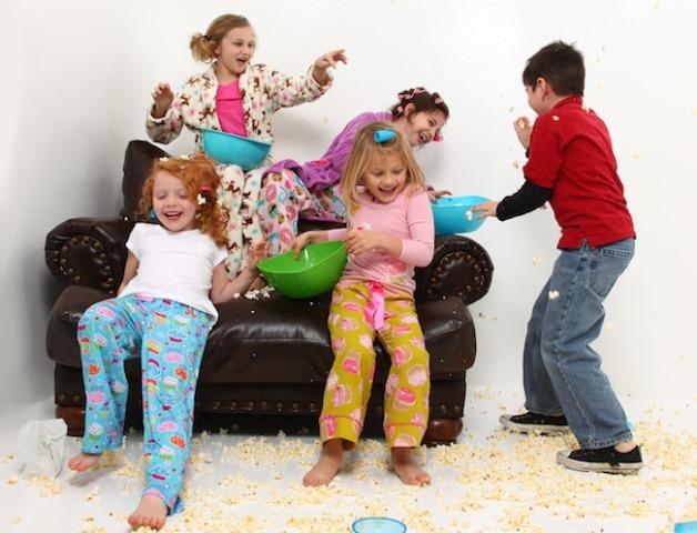 أطفال مفرطي النشاط