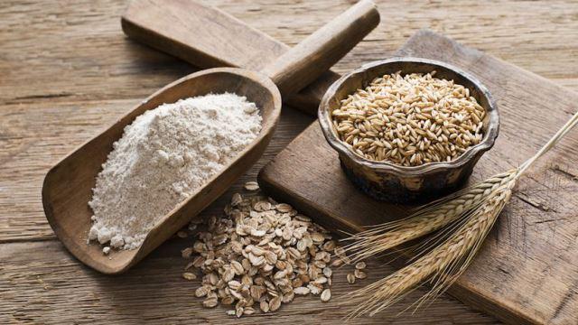 الحبوب المصنعة
