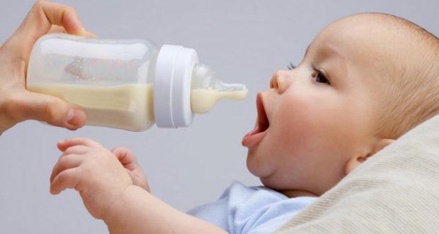 حقائق عن الهضم لدى الرضع