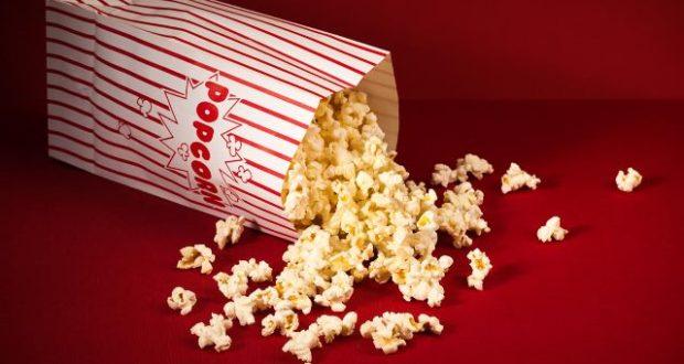 وجبات السينما