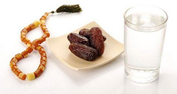 العطش في رمضان